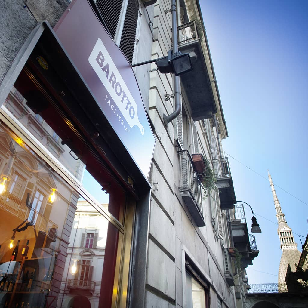 Barotto Temporary Shop